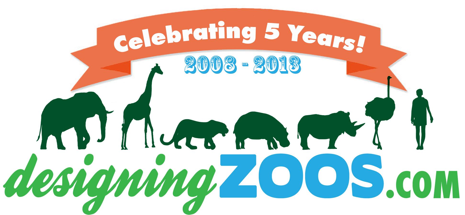 Happy th anniversary designing zoos
